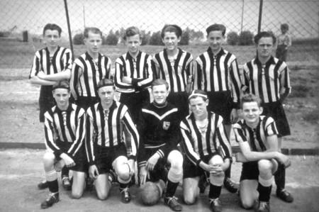 60 Jahre FSV Unterleiterbach 2013 erste Jugendmannschaft