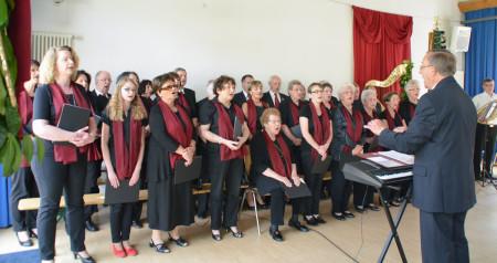 Jubiläumskonzert Cäcilia Breitengüßbach 2013