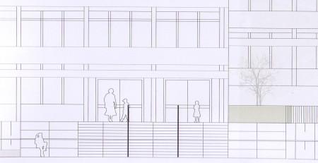 VS Baunach neue Treppe 2013