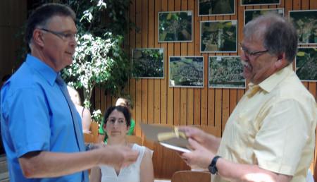 Verabschiedung Karl-Heinz Übelacker Rektor Zapfendorf 2013 (3)