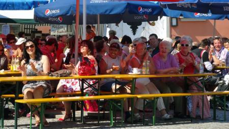 Altstadtfest Baunach 2013