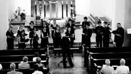 Benefizkonzert neue Orgel Zapfendorf, Juli 2013