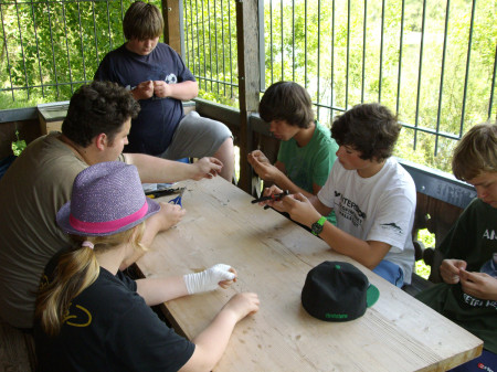 2013 Kemmern Sportfischer Jugendtheorie
