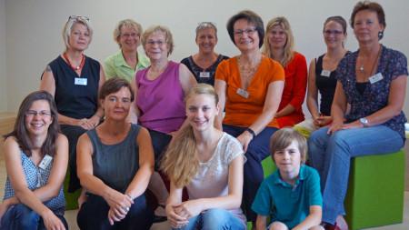 Eröffnung Stadtbücherei Baunach Juli 2013 (1)