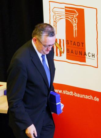 Eröffnung Bürgerhaus Baunach Festrede Dippold