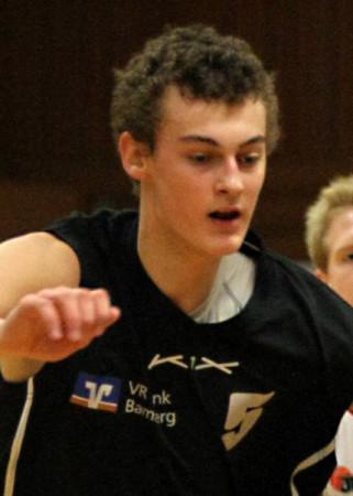 Phillip Daubner Basketball Baunach 2013