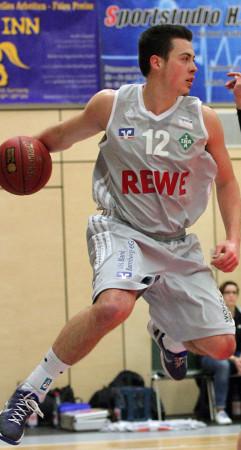 Steffen Walde Basketball Baunach 2013
