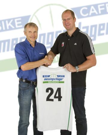 Basketball 1. FC Baunach Sponsoring 2013
