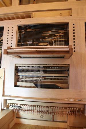 2013-08-Kemmern Neue Orgel Tag 4