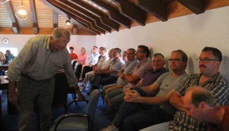 2013-08-21 Kemmern Gemeinderatssitzung