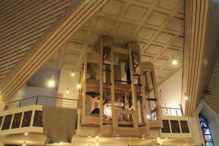 2013-08-Kemmern Neue Orgel Tag 2