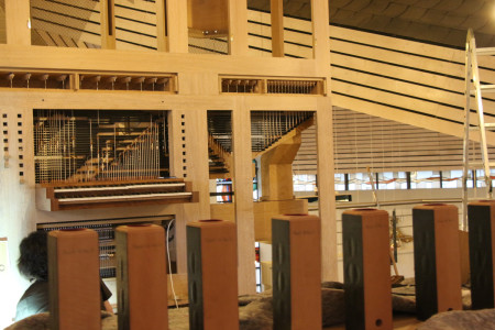 2013-08-Kemmern Neue Orgel Tag 5