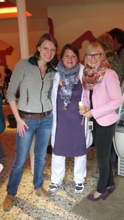 Sommerferienprogramm Körbe flechten Emmi Zeulner Zapfendorf 2013