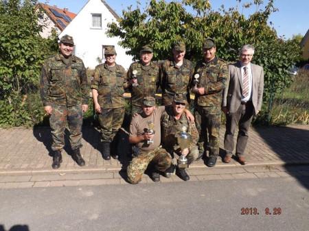 2013-9 Kemmern Seniorenwettkampf Reservisten
