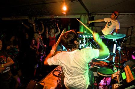 Exploding Head Syndrome auf dem Zigeunerrock-Festival