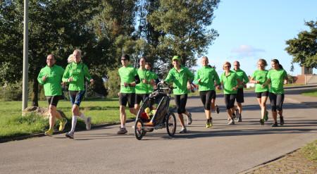 2013-09 Kemmern Kuckuckslauf Laufgruppe SC Running