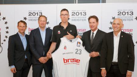 PK Brose Baskets Kadervorstellung 2013 (11)