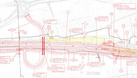 Planfeststellung DB - Breitengüßbach Süd