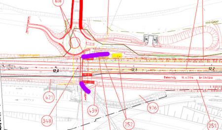 Planungen von Bahn und Landkreis stoßen auf wenig