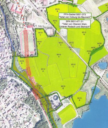 Umgehung und Tunnel Baunach, Plan 2, 2013