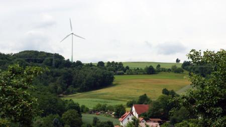 Windkraft Sassendorf