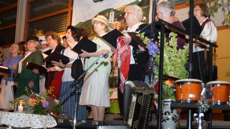 Herbstkonzert Gesangverein Cäcilia Zapfendorf 2013