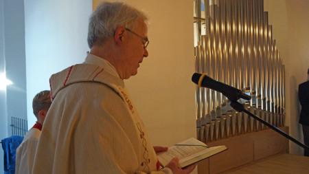 Orgelweihe Kemmern 2013 Vormittag