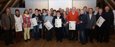 Kreisentscheid Dorfwettbewerb 2013