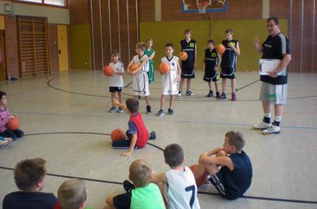 Basketball-Tag VS Zapfendorf 2013