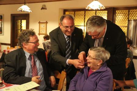 2013-10-19 Kemmern 90 Jahre Gesangverein Cäcilia
