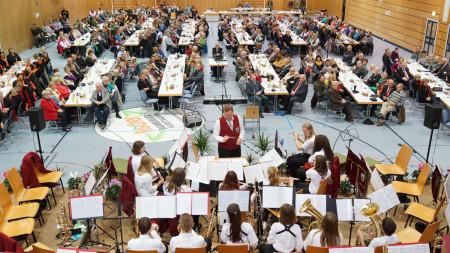 Gemeinschaftskonzert Rattelsdorf 2013