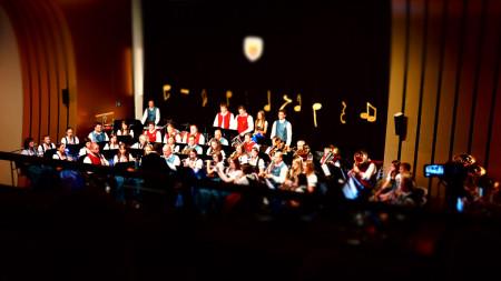 Jahreskonzert Musikverein Baunach 2013
