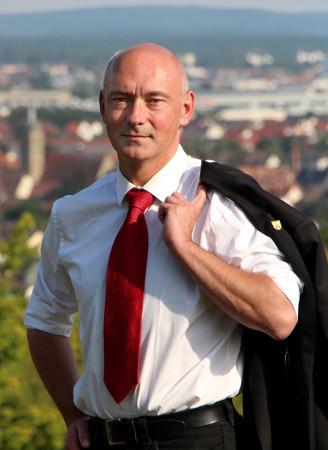 Bürgermeister Markus Zirkel 2013