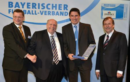 Ehrenamtspreis Alexander Wirth 2013