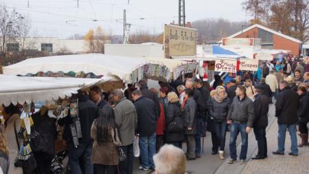 Herbstmarkt Zapfendorf 2012 (2)