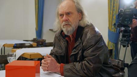 SPD-Landratskandidaten Heinz Jung 2013