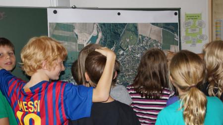 Schulprojekt SEK Zapfendorf 2012