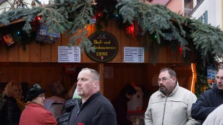 Weihnachtsmarkt Ebing 2013