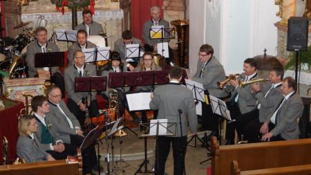 Weihnachtskonzert Ebing 2013