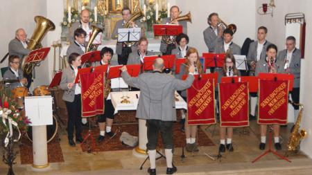 Weihnachtskonzert Dorgendorf 2013