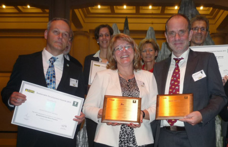 Auszeichnung Porzner Kies 2013