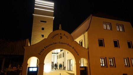 Bürgerhaus Lechner Bräu Baunach Winter 2013