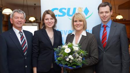 Nominierungsversammlung CSU Baunach 2013