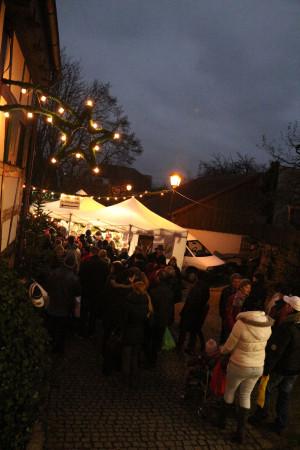 2013 Hallstadt Weihnachtsmarkt