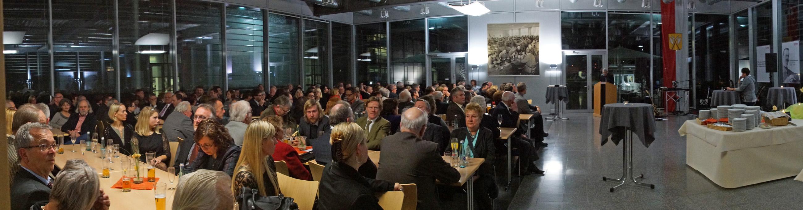 Neujahrsempfang Hallstadt 2014