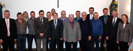 Nominierung CSU Rattelsdorf 2014