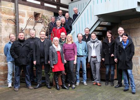 Nominierung SPD Rattelsdorf 2014