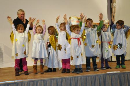 Weihnachtsfeier St. Kilianverein Hallstadt 2013-14 (2)