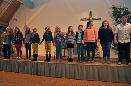 Weihnachtsfeier St. Kilianverein Hallstadt 2013-14 (3)