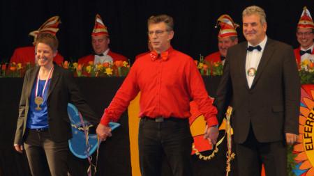 Elferratssitzung Breitengüßbach 2014